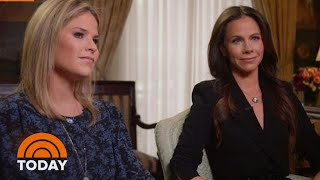 Jenna Bush Hager, Barbara Bush Recall Final Moments With George H.W. Bush | TODAY