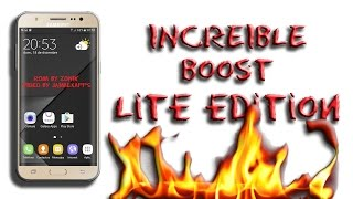 Increíble Rom Boost Lite edition 1.0 para Samung Galaxy J5 (2015)