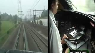 Download Open Rails 3D Cab Test - Russian/Ukrainian EMU ER9T (ЭР9Т