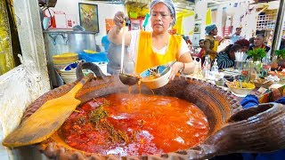 Extreme MEXICO CITY STREET FOOD TOUR with 5 Mexican Guys CDMX!