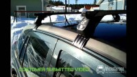 Roof Rack For Dodge Caliber From MicksGarage - YouTube