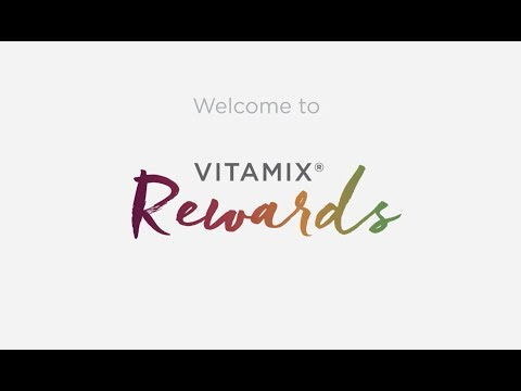 Vitamix Launches New Rewards Program To Encourage And