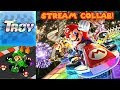 Mario Kart 8 Deluxe Stream With Troy TWD98!