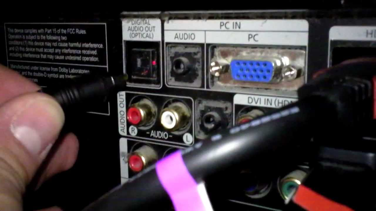 30 Pin Wiring Diagram Easy How To Connect Home Theater Setup Review Youtube