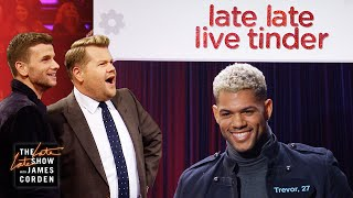 Late Late Live Tinder w/ Collin Martin