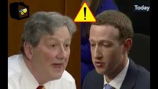 Senator SCARES Mark Zuckerberg With Warning! ″You Either Fight Us Or Work With Us To Fix Facebook″