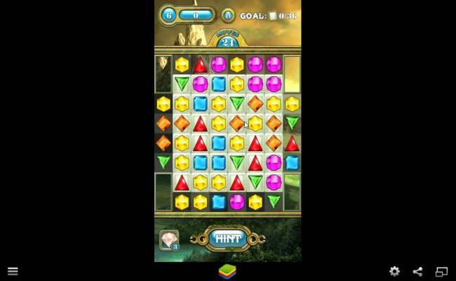 Jewels Saga Gameplay Youtube