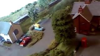 Compact Model Railway