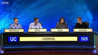 University Challenge S44E07 Sheffield vs Liverpool