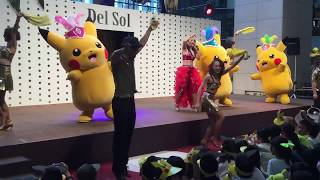 Scene from 'Sun Carnival' Stage Show at Pikachu Outbreak 2017 [RAW ]