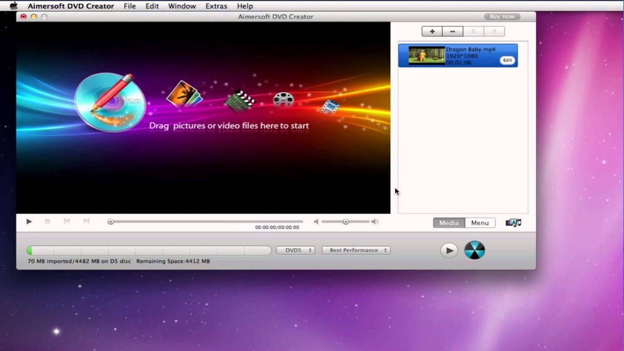 How to Export and Burn iMovie Project to DVD - YouTube