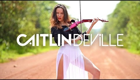 Download Music Rockabye (Clean Bandit ft. Sean Paul & Anne-Marie) - Electric Violin Cover | Caitlin De Ville