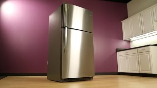This Whirlpool fridge might be too cold for its own good