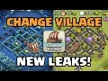 LEAKED: TWO VILLAGES in Clash of Clans - You Heard It Here First! | NEW Update Leaks Shipwreck