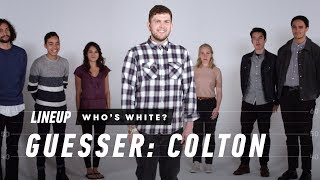 Who's White Here (Colton) - Lineup