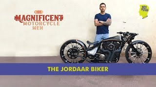 The Jordaar Biker | Rajputana Customs | 101 Magnificent Motorcycle Men | Unique Stories From India