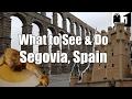 Visit Segovia - What to See, Do & Eat in Segovia, Spain