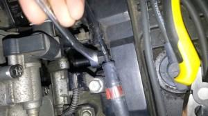 Kia spectra pcv valve replacement  YouTube