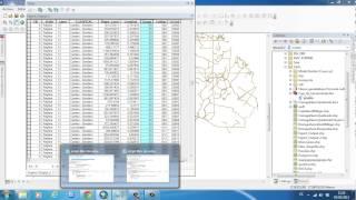 Ejecutar un Script en ARCGIS (automatizar una selección y un calculo de campo)