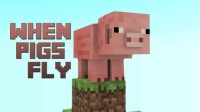 When Pigs Fly - Minecraft - YouTube