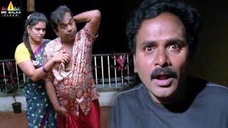 Brahmanandam and Sunil Comedy Scenes Back to Back | Telugu Movie Comedy | Sri Balaji