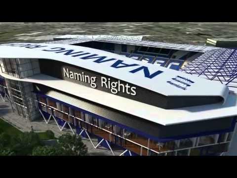 Birmingham City FC Stadium Extension Proposal 2011 YouTube