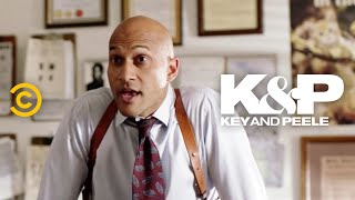 """The World's Worst Liar (""""The Usual Suspects"""" Parody) - Key & Peele"""