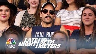 Paul Rudd Wants to See Paul Rudd - Late Night with Seth Meyers