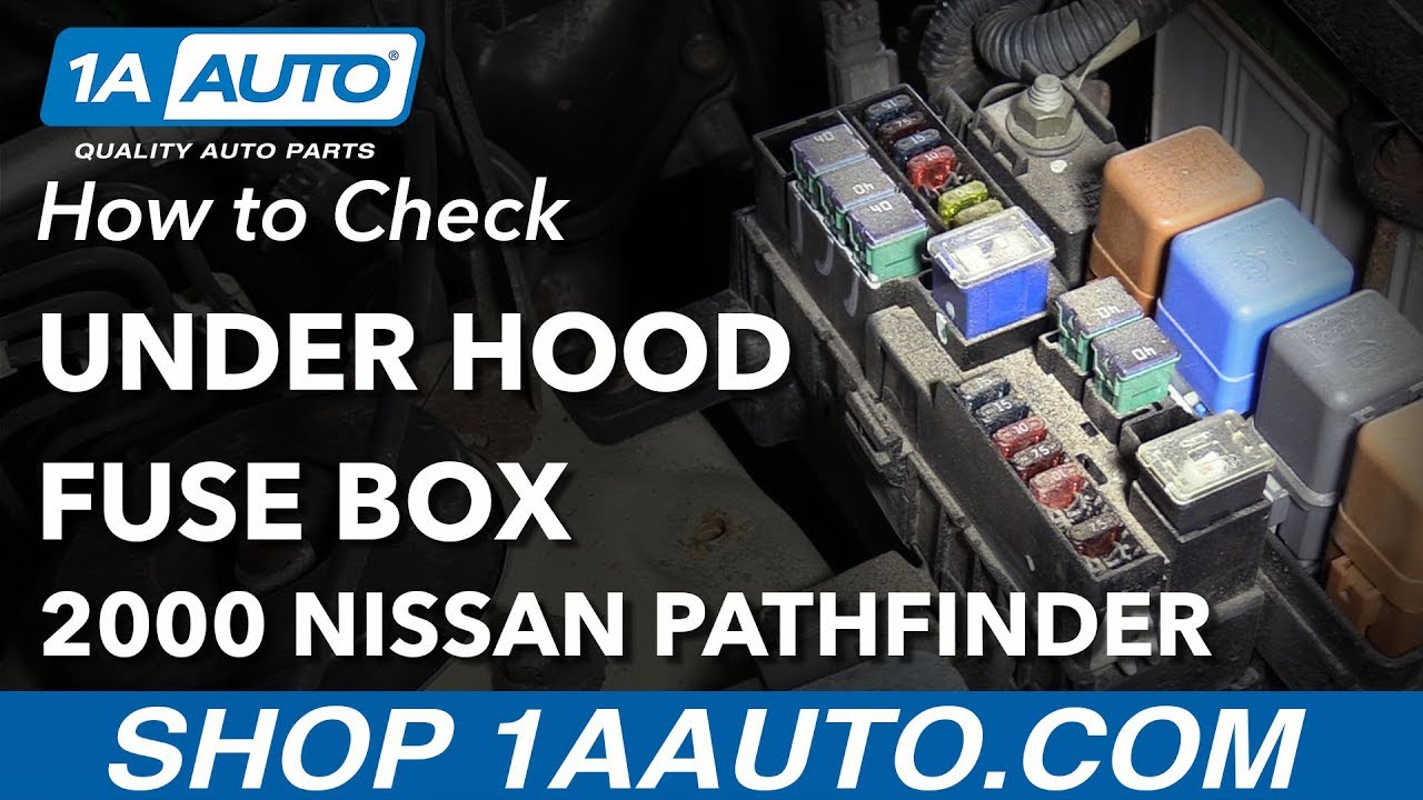 hight resolution of 2014 pathfinder fuse box diagram