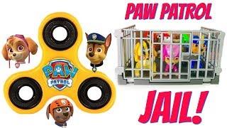 Paw Patrol Fidget Spinner Help the Pups
