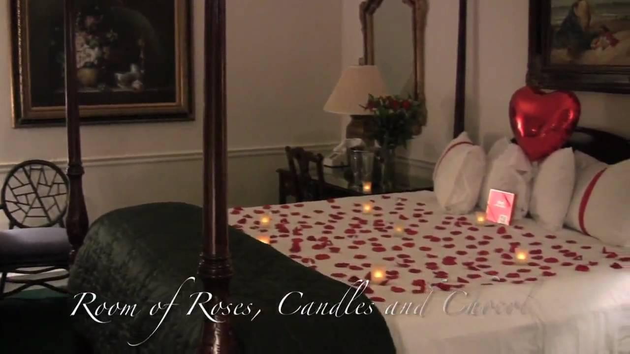 Decorate A Romantic Hotel Room Romantic Room Designs