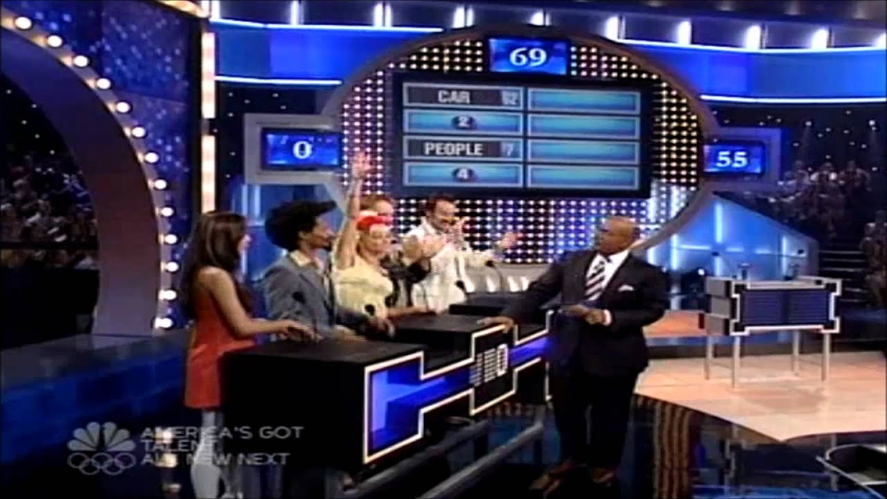 Celebrity Family Feud 3rd episode  YouTube