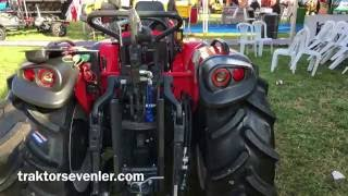 Döner koltuklu bahçe traktörü Antonio Carraro TRG 10900