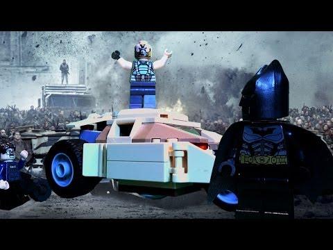 LEGO Batman The Dark Knight Rises Trailer