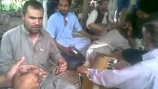 Blind Afghan singer