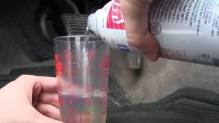 A Proper SeaFoam Treatment