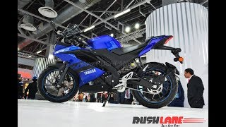 New Yamaha R15 V3 launched - 2018 Auto Expo LIVE