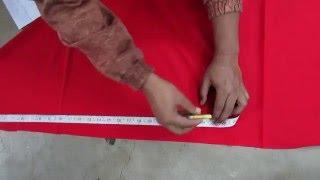 How to Make Sharara Lehenga/Ghagra part 3 of 8 hindi