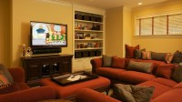Living Room Furniture Arrangement With Tv
