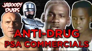 Anti-Drug PSA Commercial Dubs