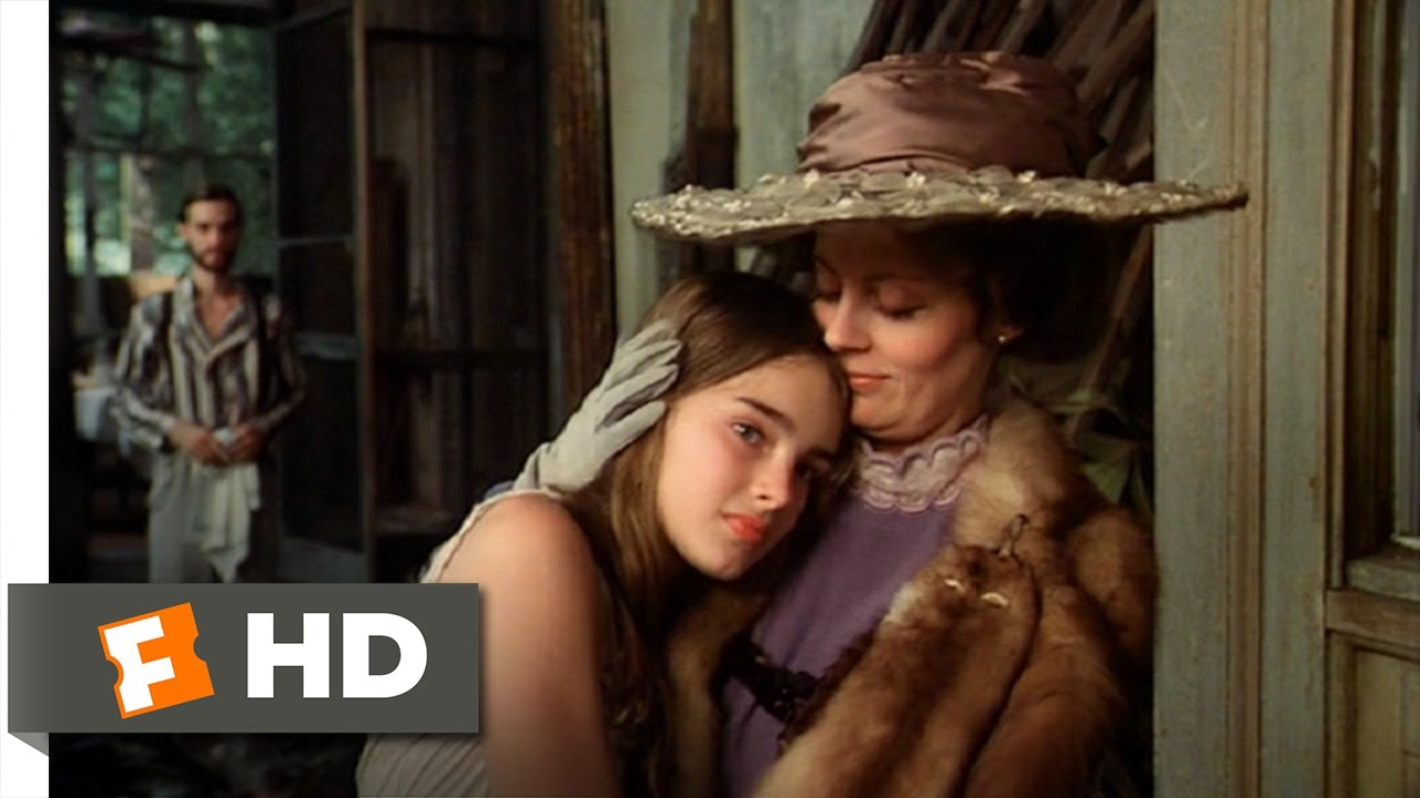 Pretty Baby 88 Movie CLIP Hattie Takes Violet Away 1978 HD YouTube
