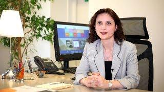 Genel Sekreter Yardımcısı ne iş yapar? Ebru Dicle