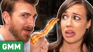 FOOD FEARS: Bacon (with Colleen Ballinger)