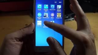 Samsung Galaxy J5 SM-J500F test 1