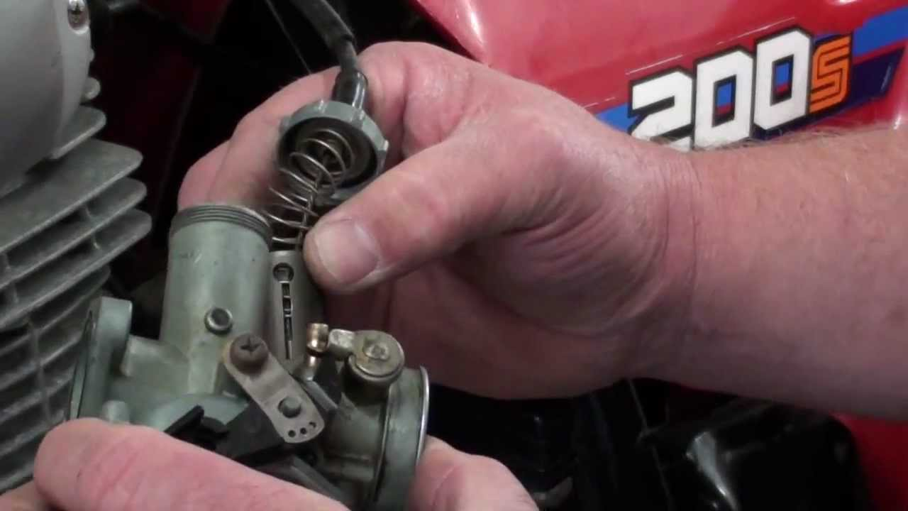 Honda Recon 250 Engine Diagram
