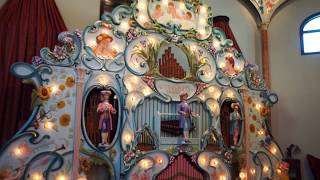 The Can Can - On a 100 year old organ