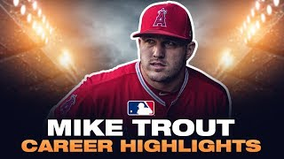 Mike Trout Career Highlights: Witness his greatness from start to now