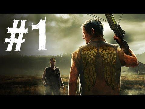 The Walking Dead Survival Instinct Gameplay Walkthrough