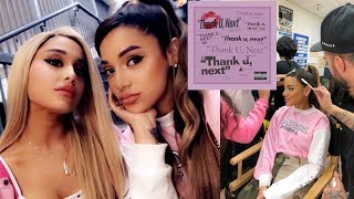 i was in the thank you, next music ! wtffff