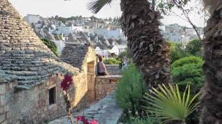 PUGLIA - ALBEROBELLO patrimonio UNESCO - HD